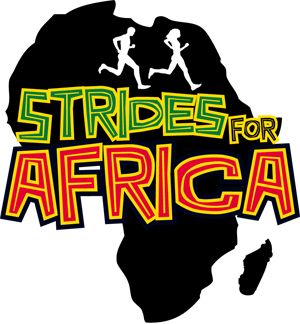 Strides for Africa logo